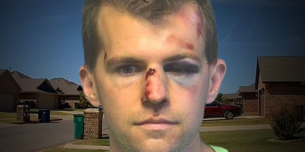 Oklahoma father beats up pastor accused of inappropriately touching 9-year-old son at bus stop