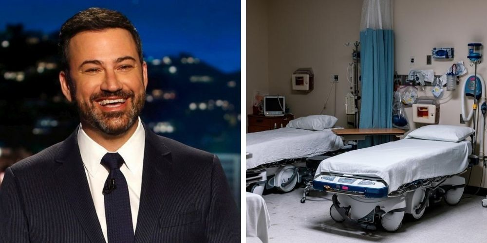 WATCH: Jimmy Kimmel mocks the unvaccinated, says they should be refused ICU beds
