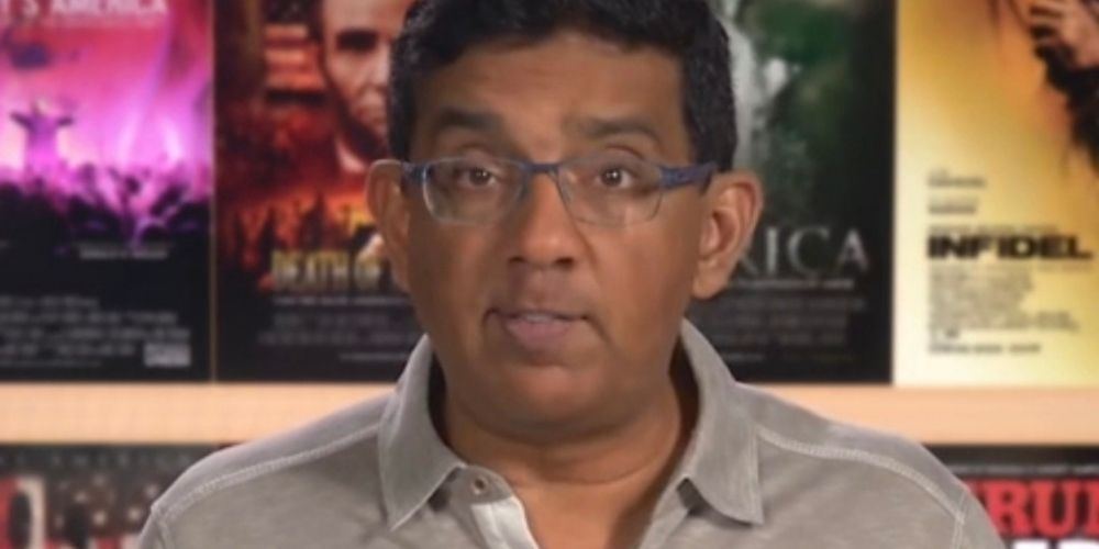 WATCH: Dinesh D'Souza breaks down Biden's attempt to hide the 'hostage situation' in Afghanistan