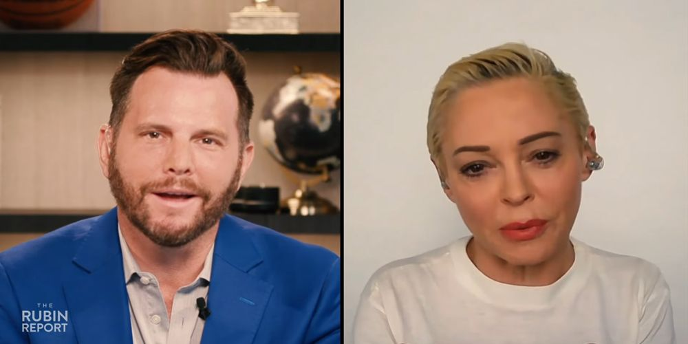 WATCH: Rose McGowan alleges that Gavin Newsom's wife tried to silence her from speaking out against Weinstein