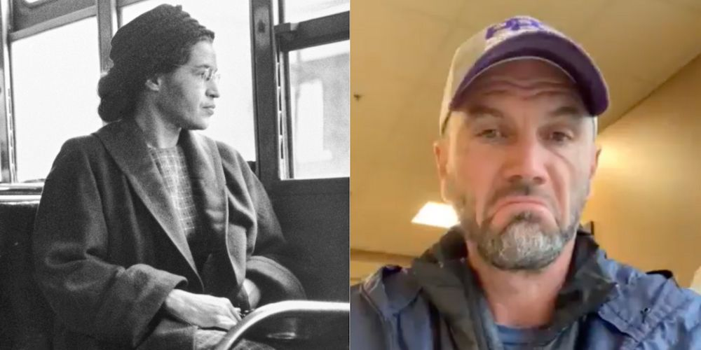 Unvaccinated PPC candidate's failed 'Rosa Parks moment' stunt leads to arrest in Tim Horton's