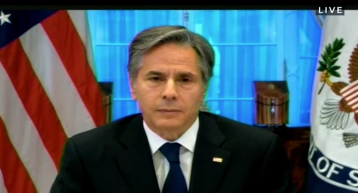 BREAKING: Sec of State Blinken confirms there are still Americans stranded in Afghanistan