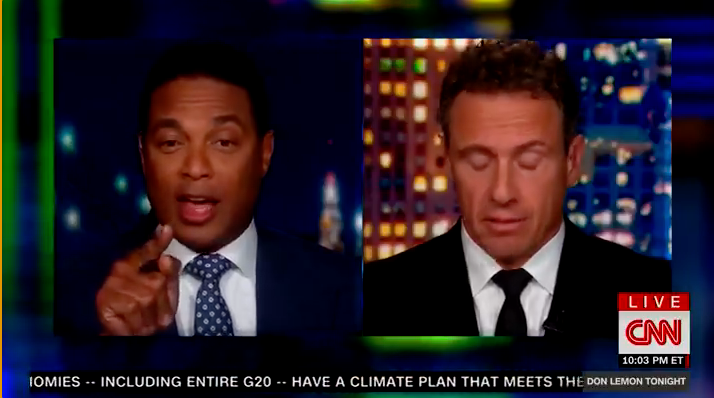 WATCH: CNN's Don Lemon urges shunning, segregation of unvaccinated Americans