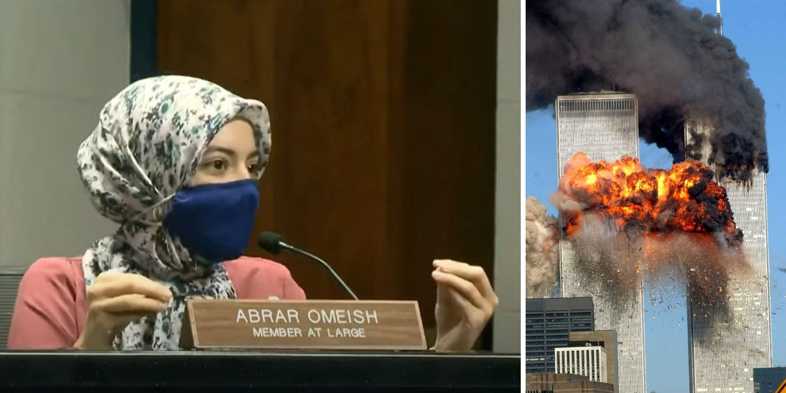 School board member whose father led mosque with ties to al-Qaeda opposes resolution to honor 9/11 victims