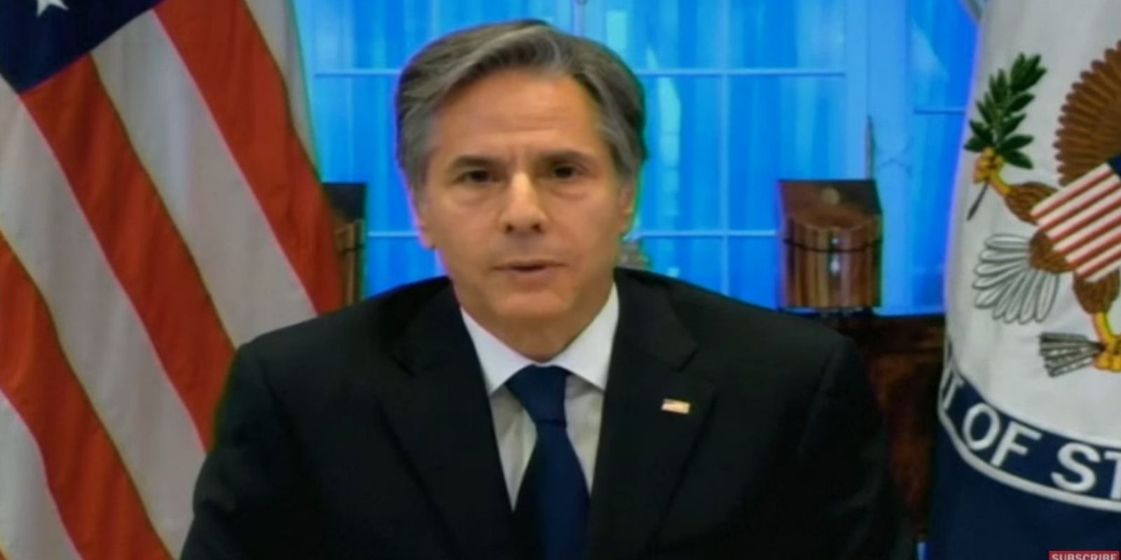 WATCH: Sec of State Blinken fails to say how many of 60,000 Afghans don't have SIV status