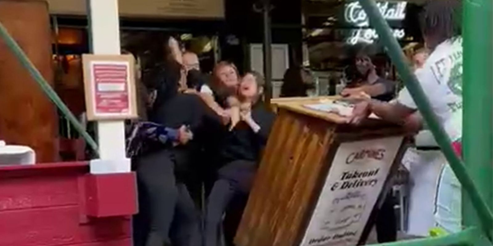 NYC restaurant hostess attacked after asking tourists for proof of vaccination