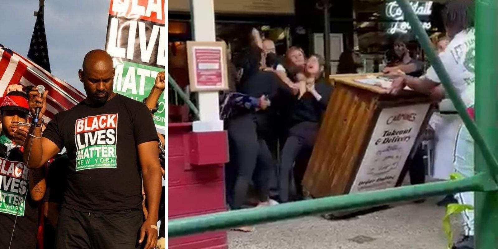 BLM to protest NYC restaurant where black women were denied service due to lack of vaccine proof
