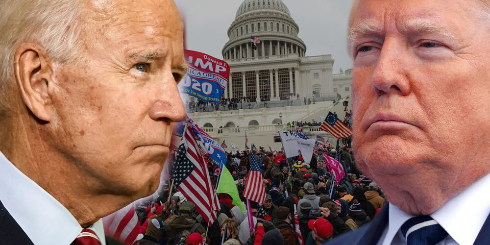President Biden poised to cooperate with Congress over January 6th inquiry into Trump
