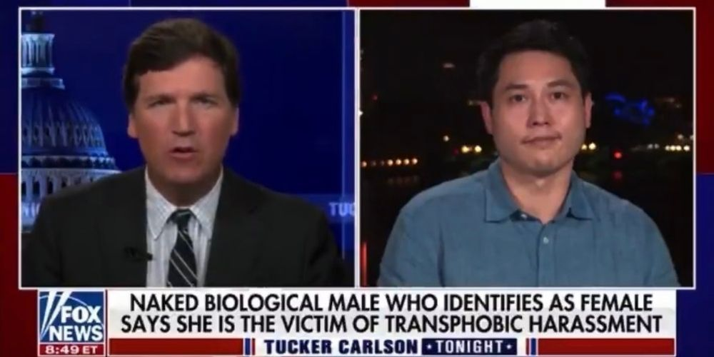 WATCH: Andy Ngo joins Tucker Carlson to discuss charges filed against serial sex offender in viral Wi Spa incident