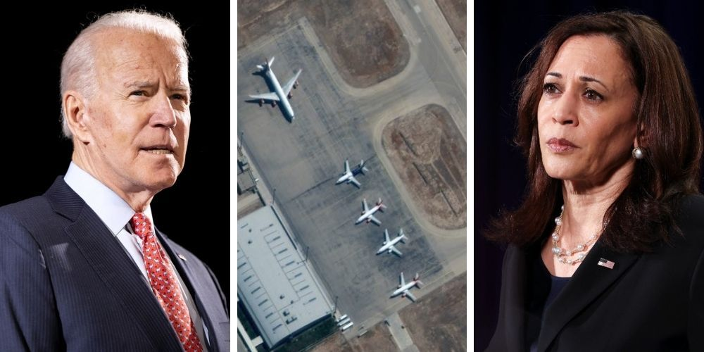 BREAKING: Biden administration reportedly blocking private flights evacuating Americans from Afghanistan