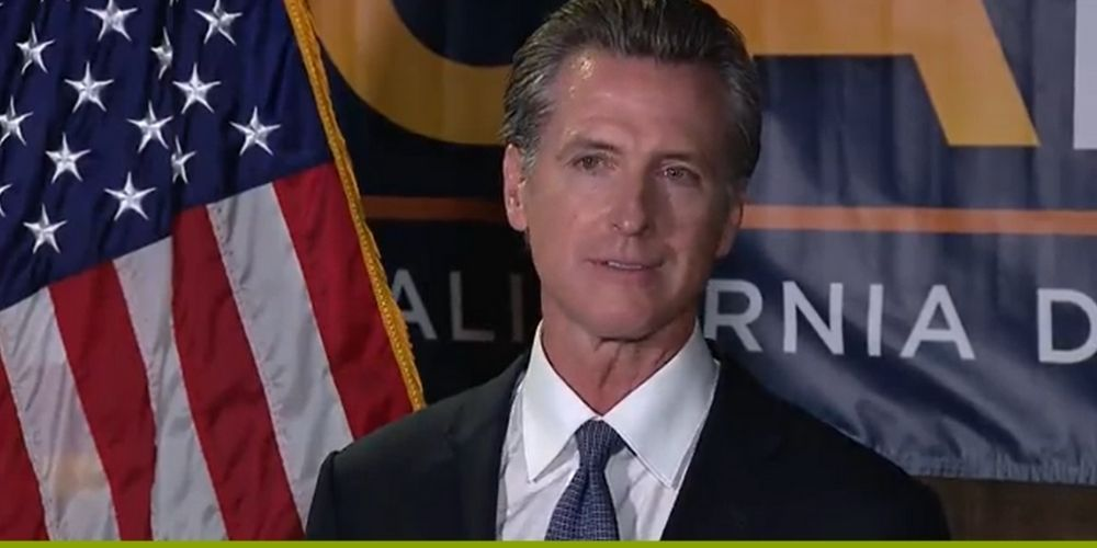 BREAKING: Newsom projected to survive recall effort