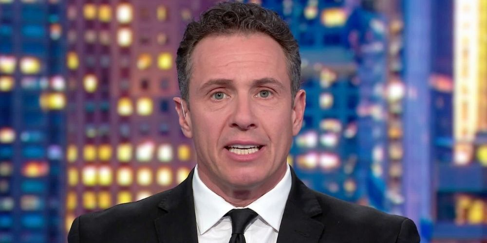BREAKING: Chris Cuomo accused of sexual harassment by former boss