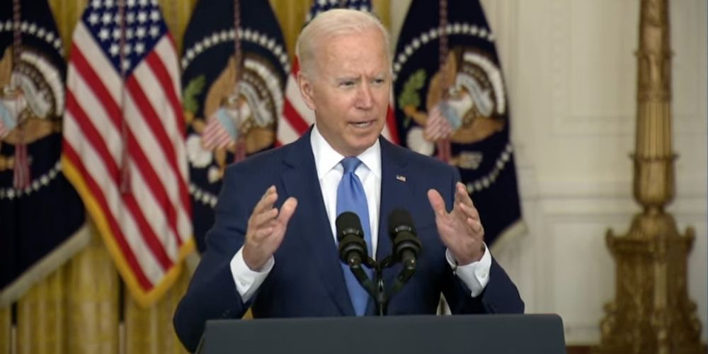 BREAKING: Biden admits that Americans are struggling financially under his presidency