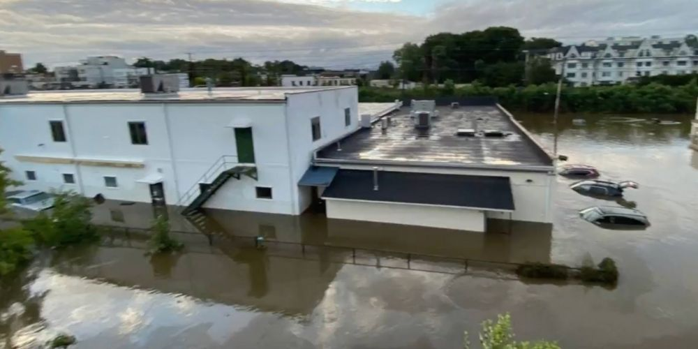 Project Veritas headquarters destroyed by remnants of Hurricane Ida