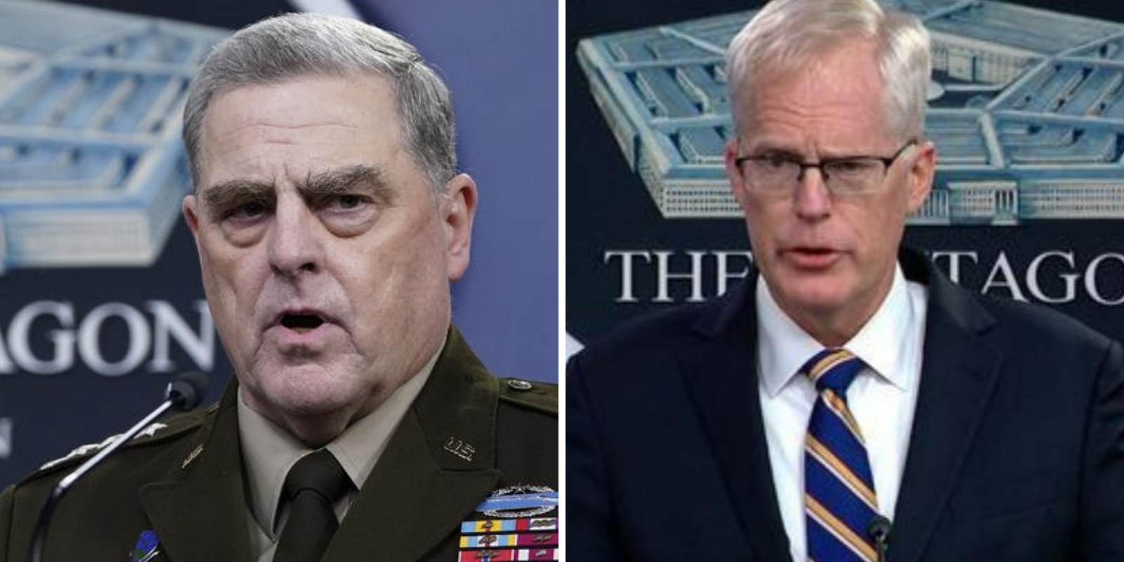 BREAKING: Trump acting Sec of Defense says he didn't authorize Milley to call China, calls for immediate resignation