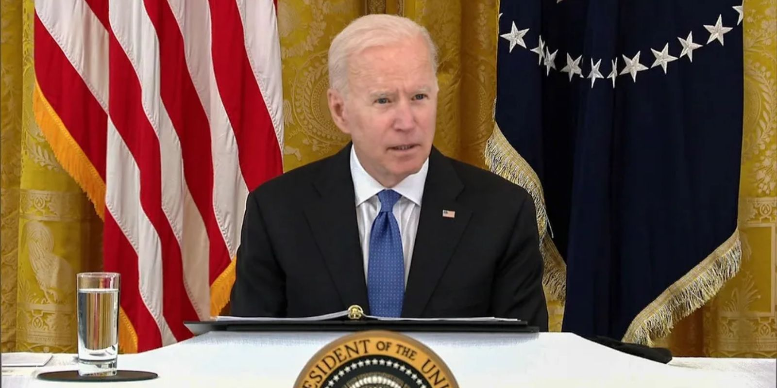 BREAKING: Biden to announce 3-way pact on intelligence sharing with UK, Australia