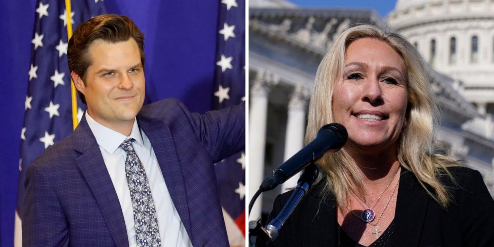 Gaetz, Greene call on FBI to release 14,000 hours of footage from Jan 6