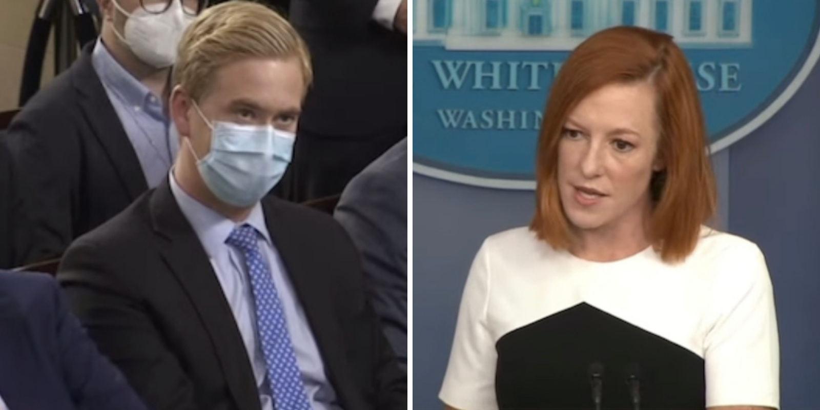 BREAKING: Psaki doesn't know how many Haitian migrants released into the US