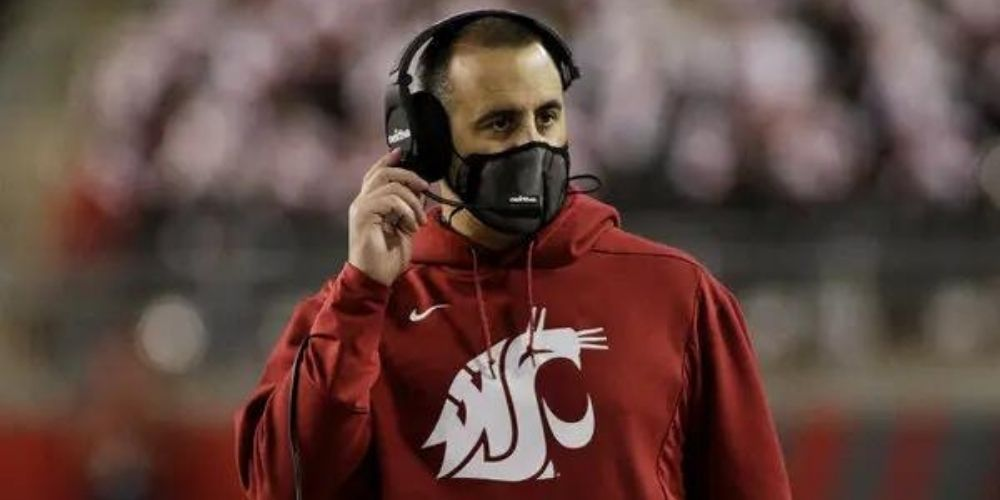 Football coach fired by Washington State after refusal to submit vaccination status, Katie Daviscourt, on October 19, 2021 at 2:05 pm The Post Millennial
