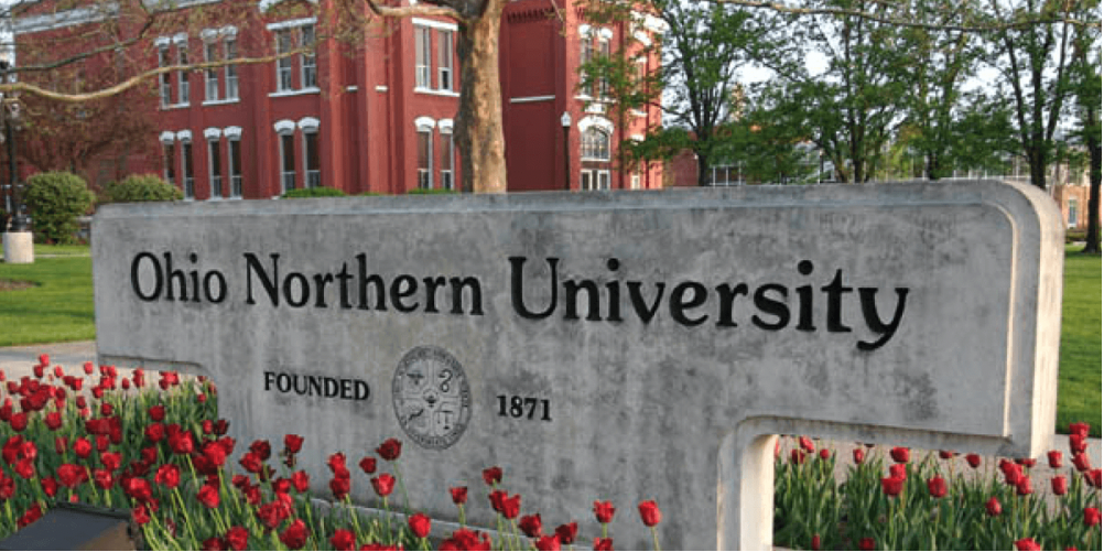 Ohio Northern University denies College Republicans 'Back The Blue' apparel, Katie Daviscourt, on October 15, 2021 at 3:56 am The Post Millennial
