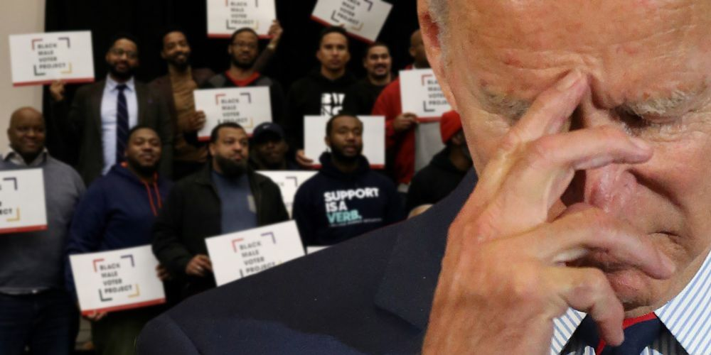 Biden loses support among 'p*ssed off' black voters: 'Frustration is at an all-time high'