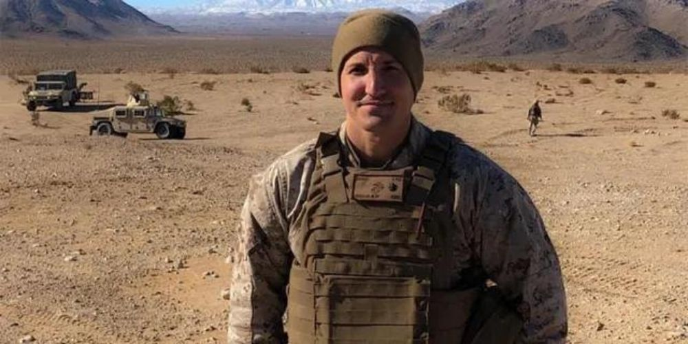 Marine jailed after criticizing Biden's Afghanistan withdrawal to plead guilty at court martial hearing