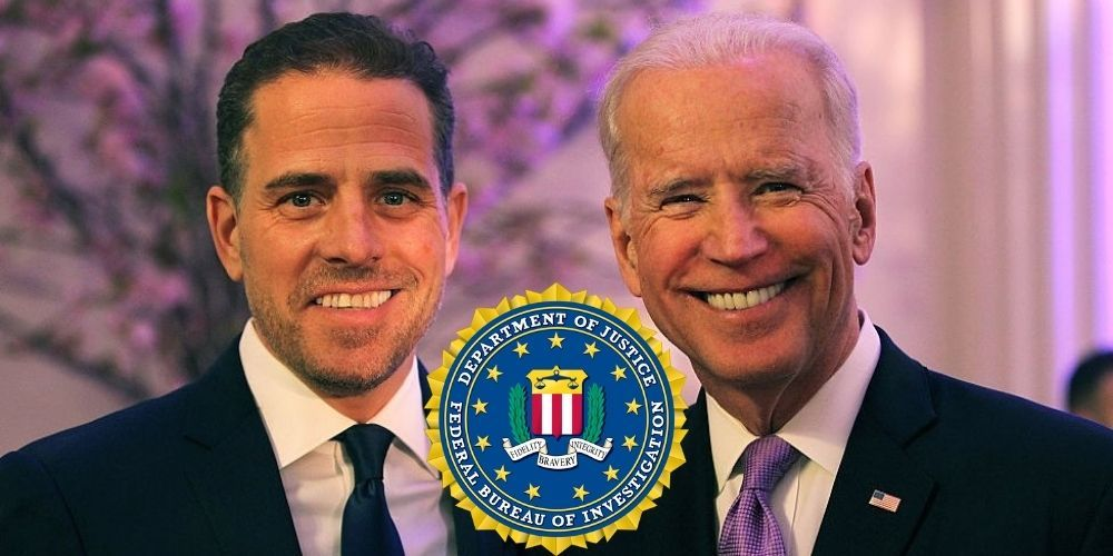 Biden may be pulled into FBI probe of his son Hunter: report