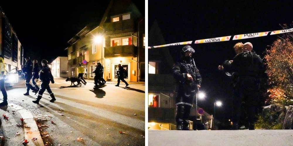 BREAKING: Man armed with bow and arrow kills several people in Norway