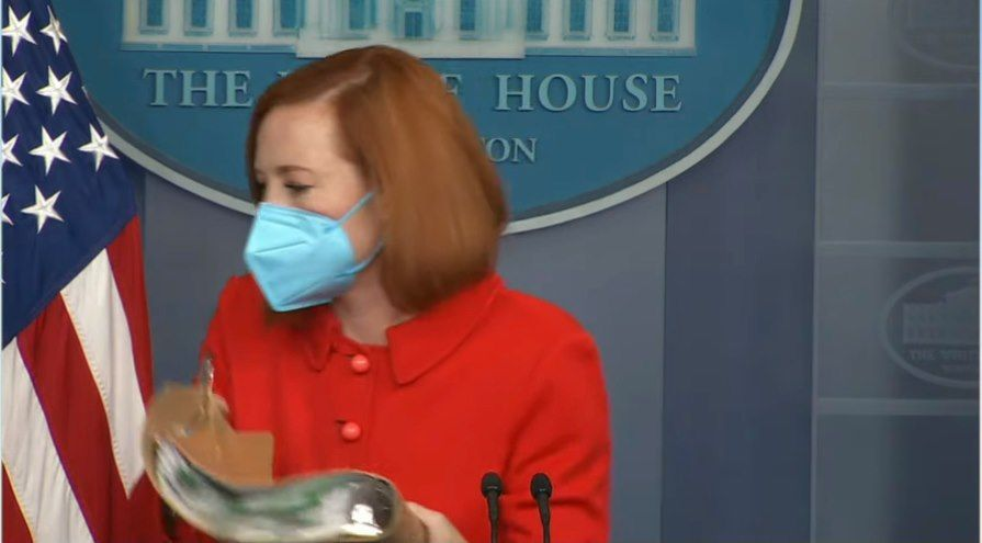 WATCH: Psaki says Southwest cancelations 'were completely unrelated to vaccine mandates'