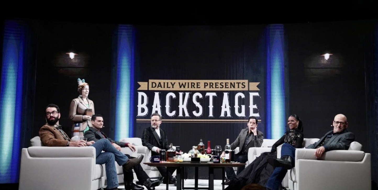 The Daily Wire pulls off a Music City Miracle with inspirational 'Backstage Live' event, Libby Emmons and Barrett Wilson, on October 13, 2021 at 7:22 pm The Post Millennial