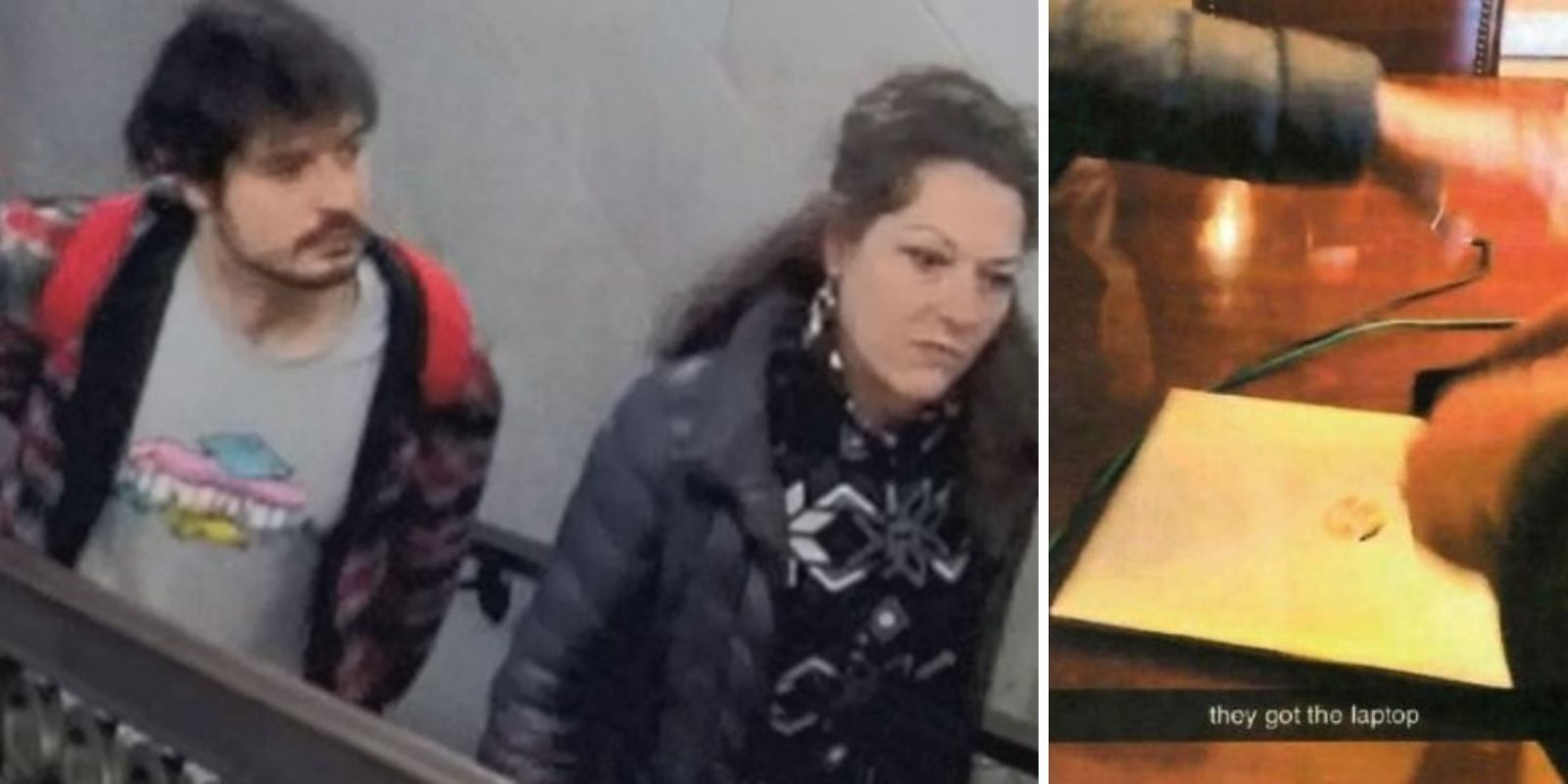 New York mother, son charged in connection to theft of Pelosi's laptop on Jan 6