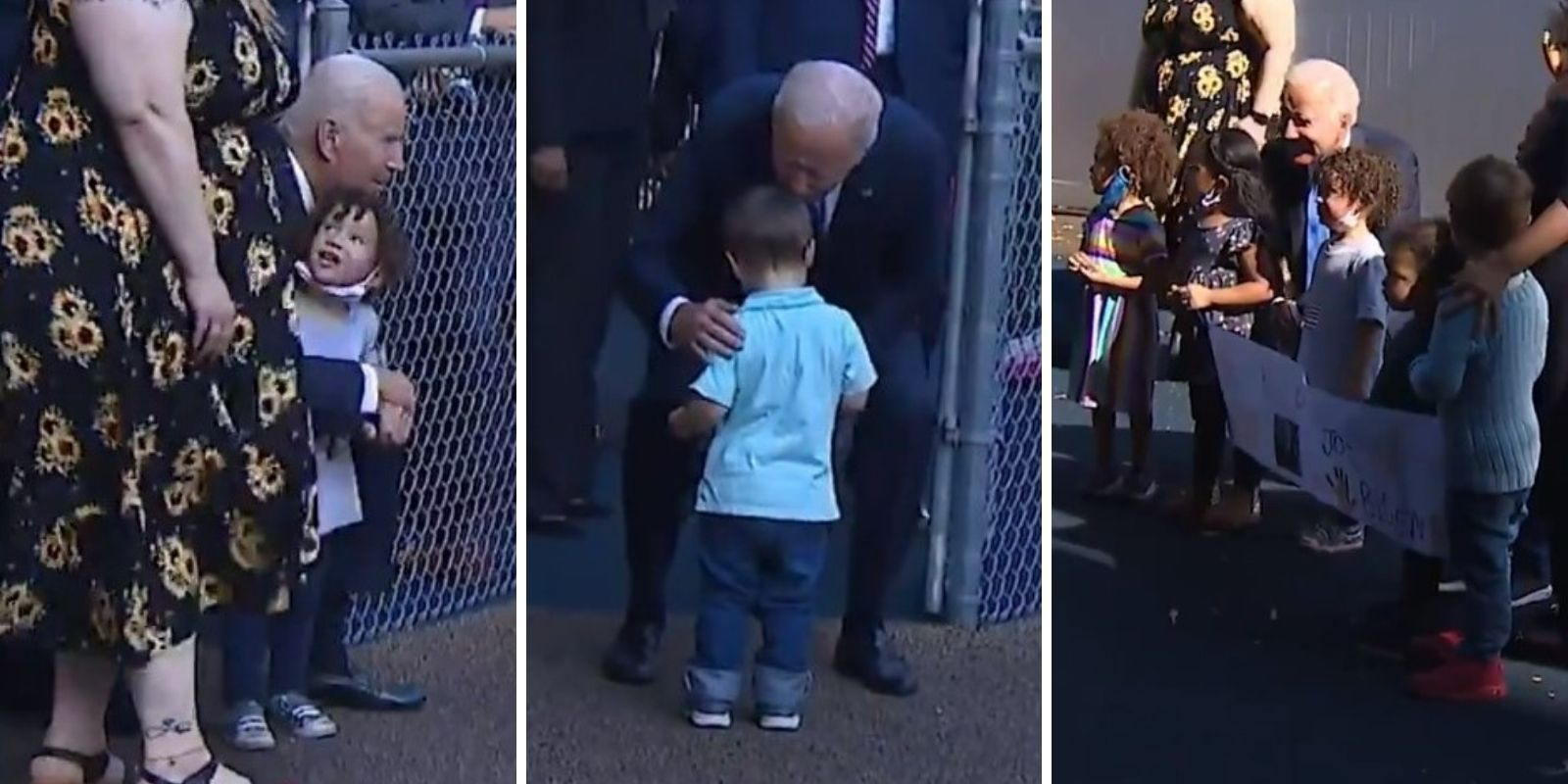 WATCH: Biden says at child care center 'Everybody knows I like kids better than people', Mia Cathell, on October 15, 2021 at 9:43 pm The Post Millennial