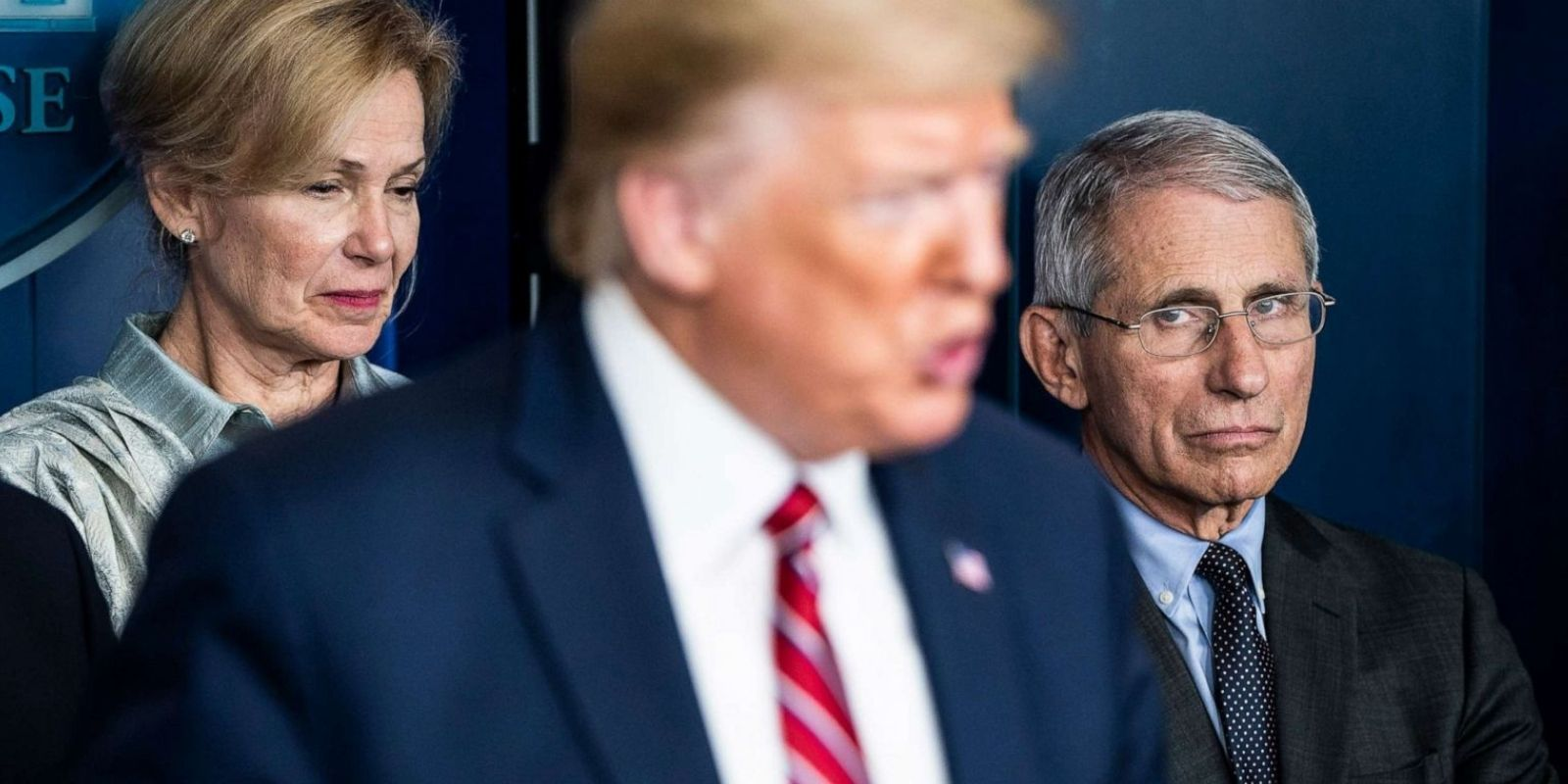 Fauci allegedly misled Trump admin on gain-of-function research