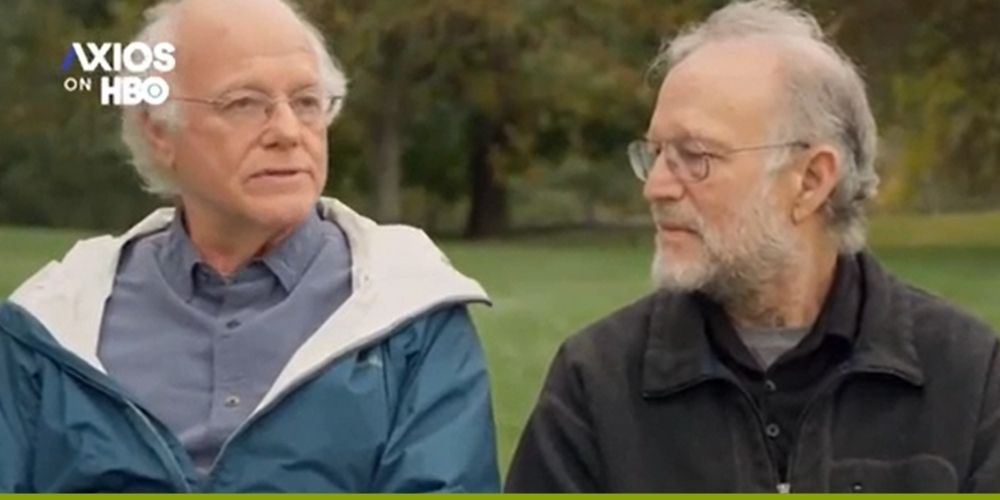 WATCH: Ben and Jerry's founders meltdown during interview when asked to explain targeting Israel for boycott