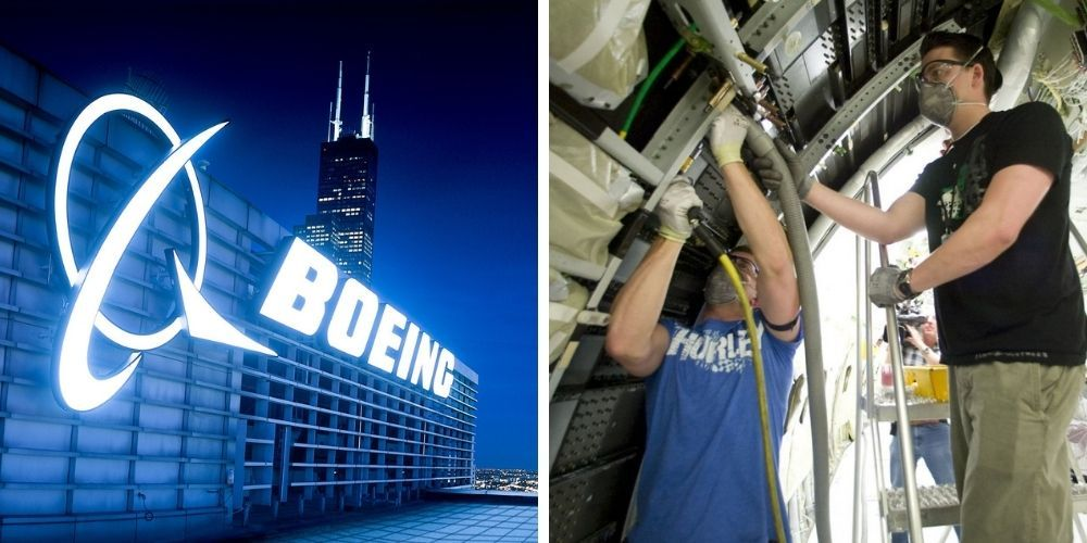 BREAKING: Boeing mandates COVID-19 vaccine for all US employees