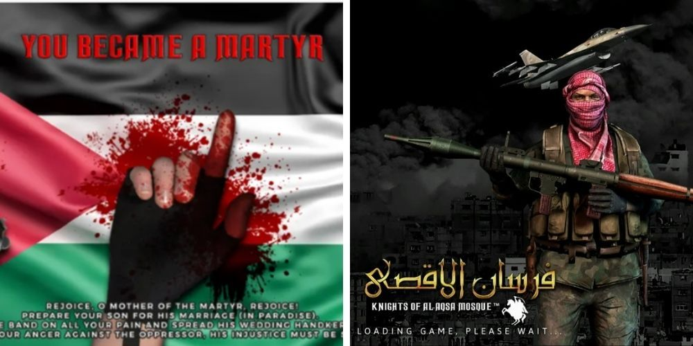 Anti-Israel video game lets users play as a 'Palestinian freedom fighter' who kills Israeli soldiers