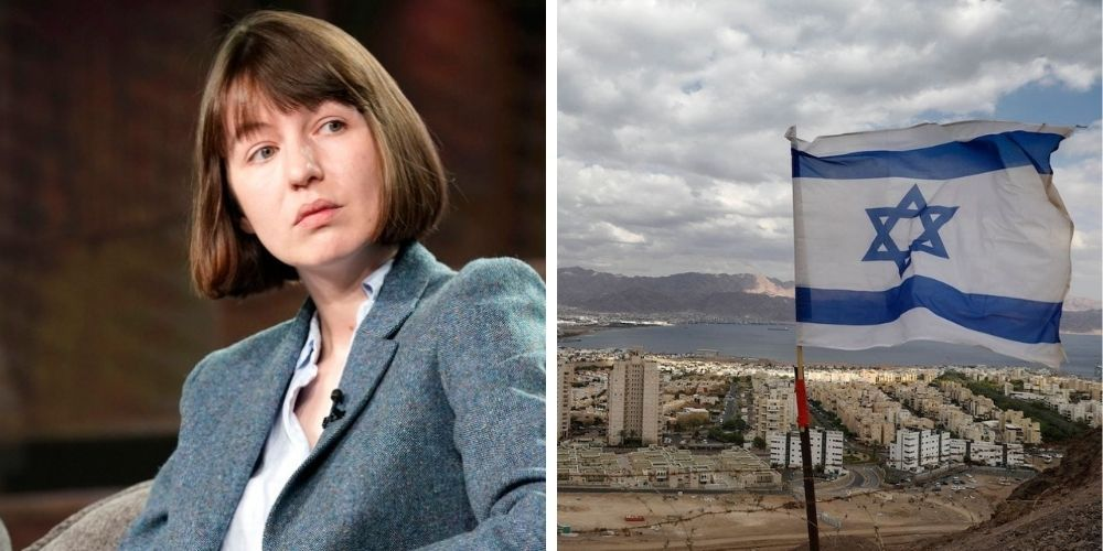 Author Sally Rooney won't allow her latest book to be published by an Israeli press, Jonah Hoffman, on October 18, 2021 at 4:05 am The Post Millennial