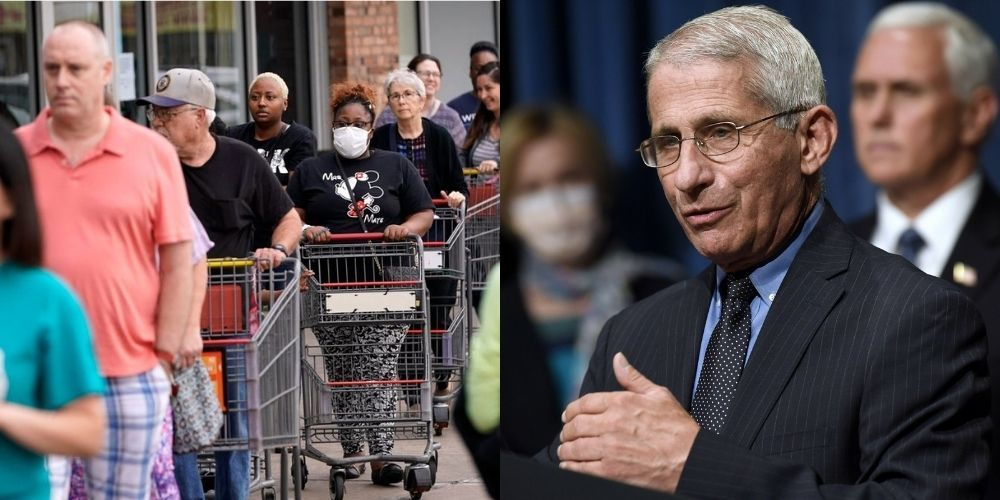 Fauci consumed with protecting his image at expense of ethical healthcare practice