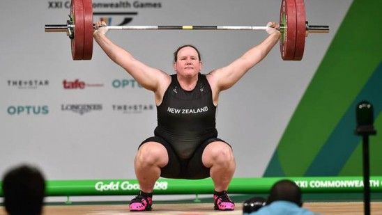 Trans athlete Laurel Hubbard named 'Sportswoman of the Year'