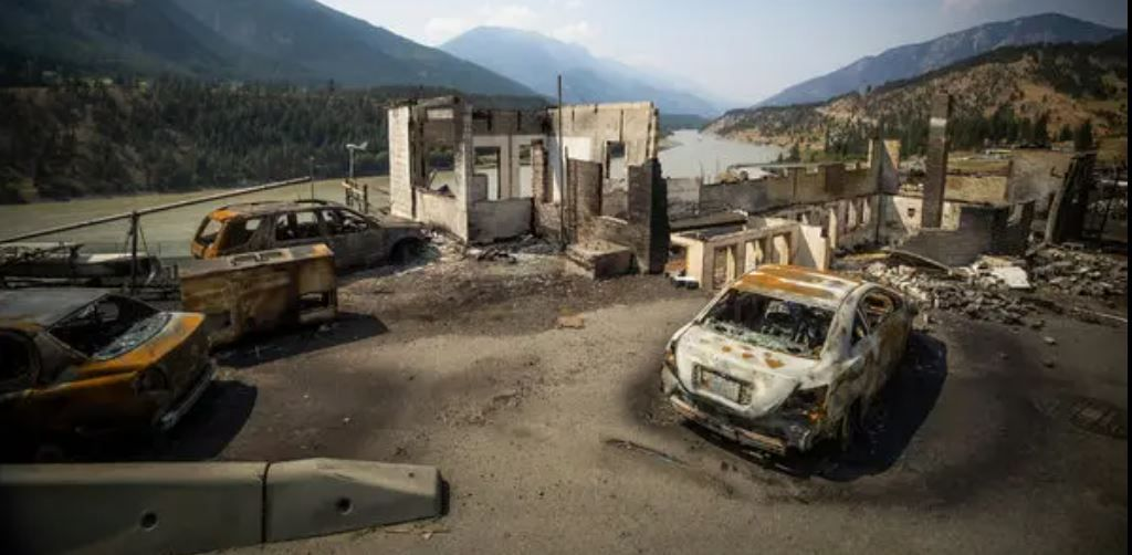 Transportation Safety Board rules out railway as cause of Lytton fire, Adam Dobrer, on October 16, 2021 at 11:52 pm The Post Millennial