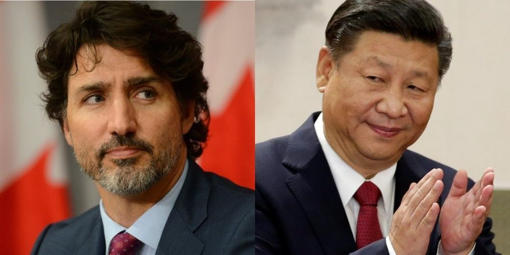Canadians want country to be less involved with China, Huawei: Poll, Alex Anas Ahmed, on October 13, 2021 at 4:38 pm The Post Millennial